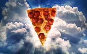 pizza cloud